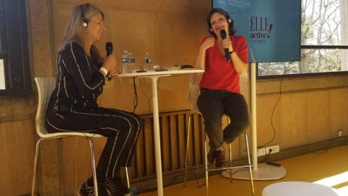 ELLE ACTIVE : INTERVIEW AVEC CLÉMENCE LEVEAU